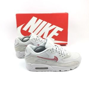 Nike Air Max 90 Ultra SE Leather Shoes AH8443 003 NWT